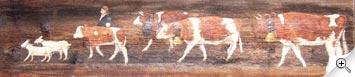 Le troupeau à Fernand