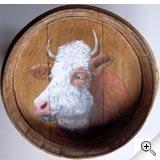 Vache dans dietzet