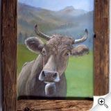 Vache grise