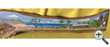 Poya Hawaïenne