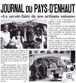 Festival Métiers & Traditions de Longueuil